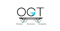 Olympic Garennois Trampoline Logo